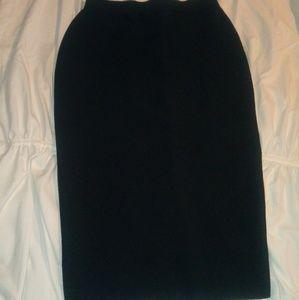 Dresses & Skirts - Black bandage skirt